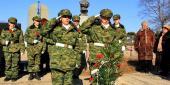 Фото с места события собственное. Памятная церемония. Автор фото: Антон Балашов. 4 из 8