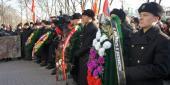 Фото с места события собственное. Память воинов-интернационалистов почтили сегодня во Владивостоке. Автор фото: Анастасия Голованушкина. 1 из 9