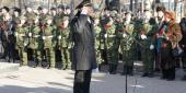 Фото с места события собственное. Память воинов-интернационалистов почтили сегодня во Владивостоке. Автор фото: Анастасия Голованушкина. 2 из 9