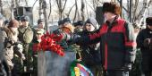 Фото с места события собственное. В митинге приняли участие владивостокцы разных поколений. Автор фото: Анастасия Голованушкина. 6 из 9