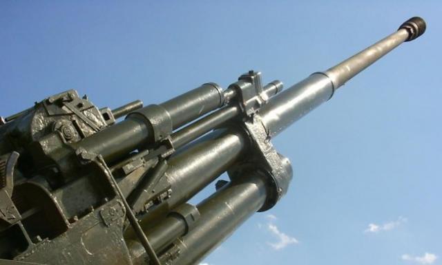 Против боевиков в Ингушетии применили артиллерию