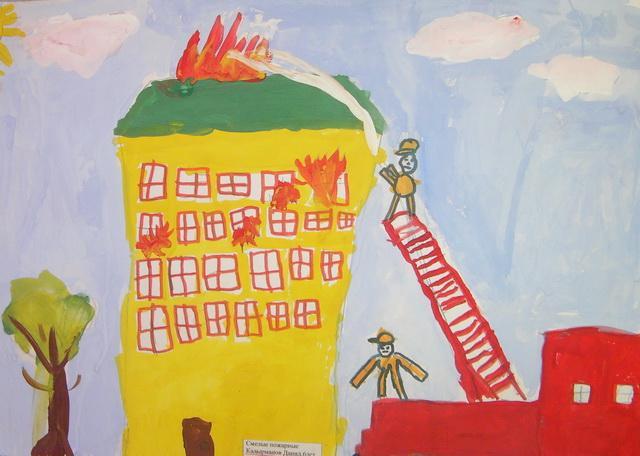 19 апреля 2010 рисунки детей из приморья